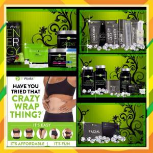 It Works promo